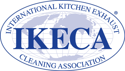 IKECA Logo Continuing Education For Kitchen Exhaust Cleaning Technicians | IKECA