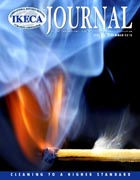 IKECA Journal Fire Prevention news