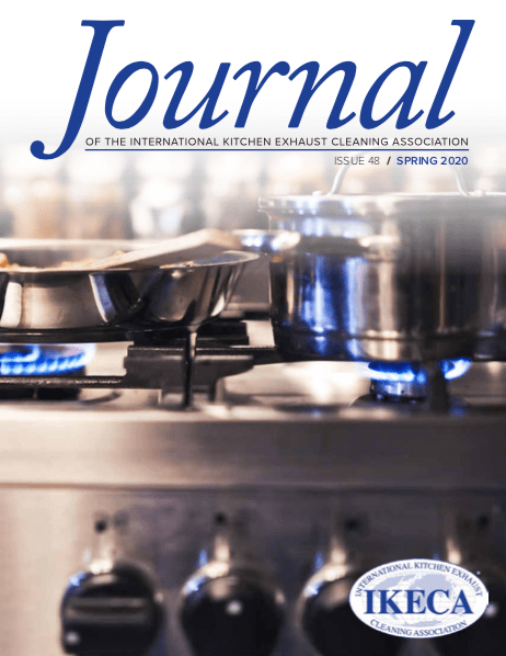 Kitchen Exhaust cleaning news - IKECA Journal
